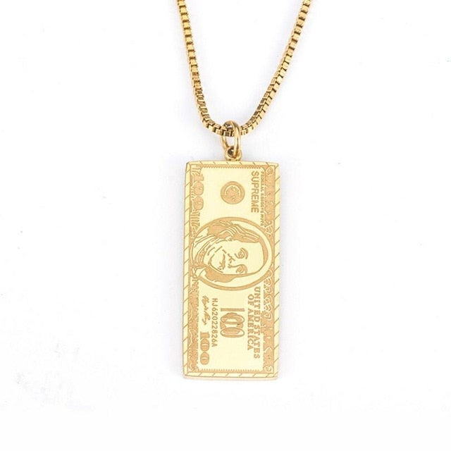 Dollar Bill Chain - Edona