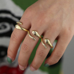 Royal Cobra Ring