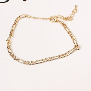 Link Chain Anklet - Edona