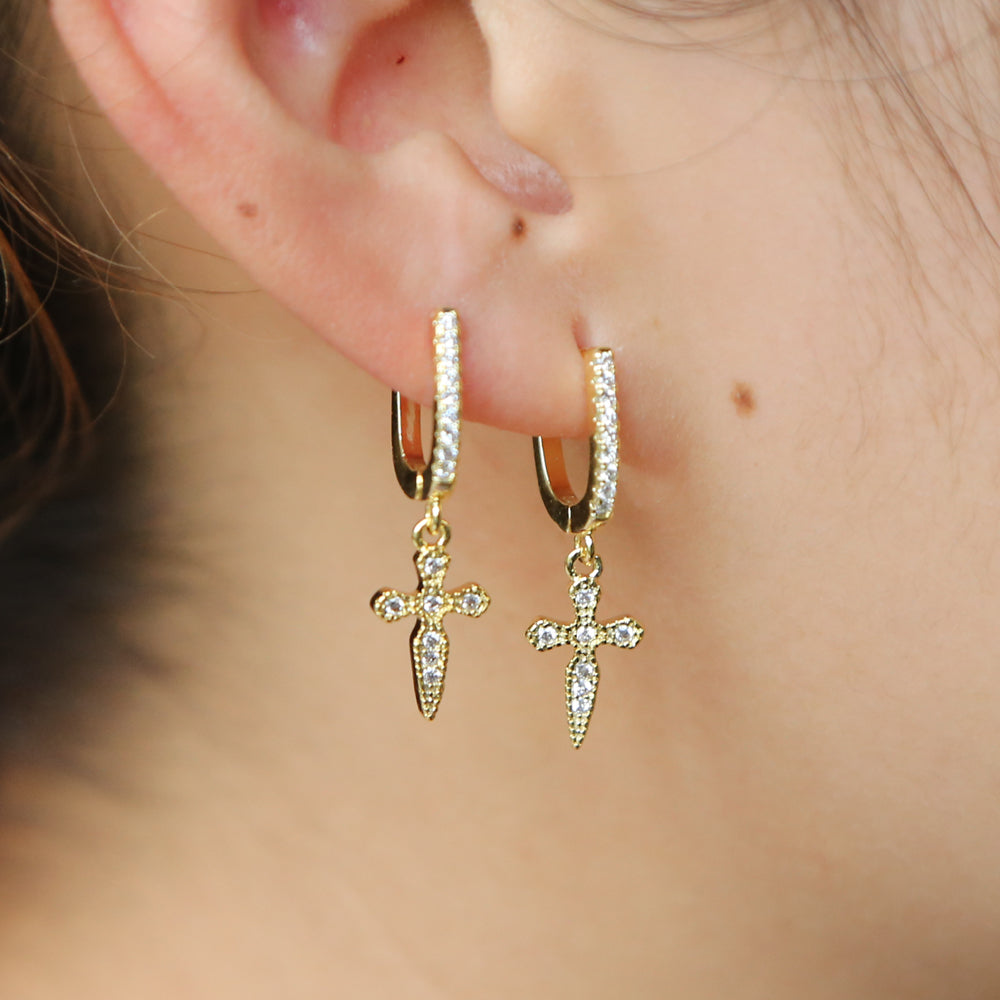 Iglesia Drop Earrings - Edona