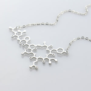 Oh you're a Scientist Necklace - Edona