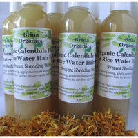 Organic Calendula Flower & Rice Water Hair Food