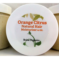 Orange Citrus Hair Cream Moisturizer 4 oz., 8 oz., or 16 oz.