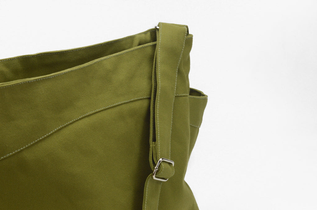 Renee 101 Smoke Green | Crossbody