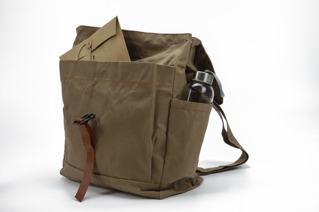Marken 108 Khaki | Backpack