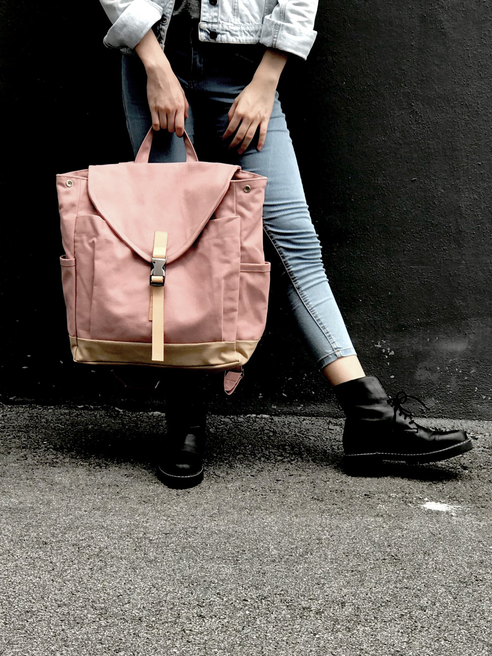 MARKEN 108 Backpack/ PINK