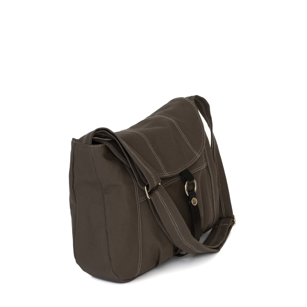 Claire 103 Gray | Crossbody