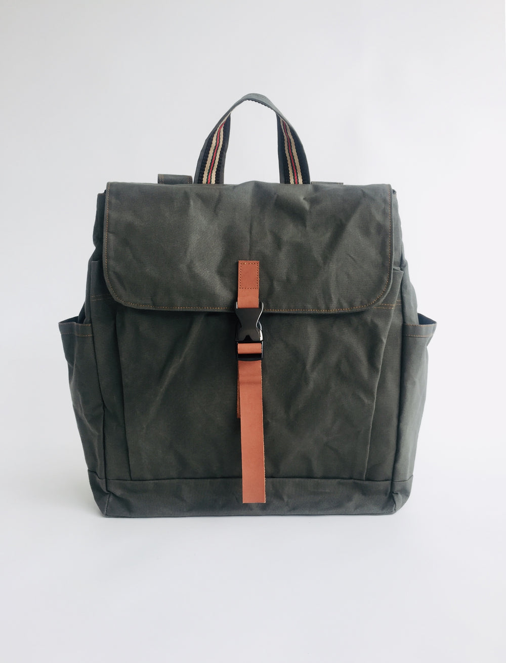 Marken 108 DWR Olive Green | Backpack