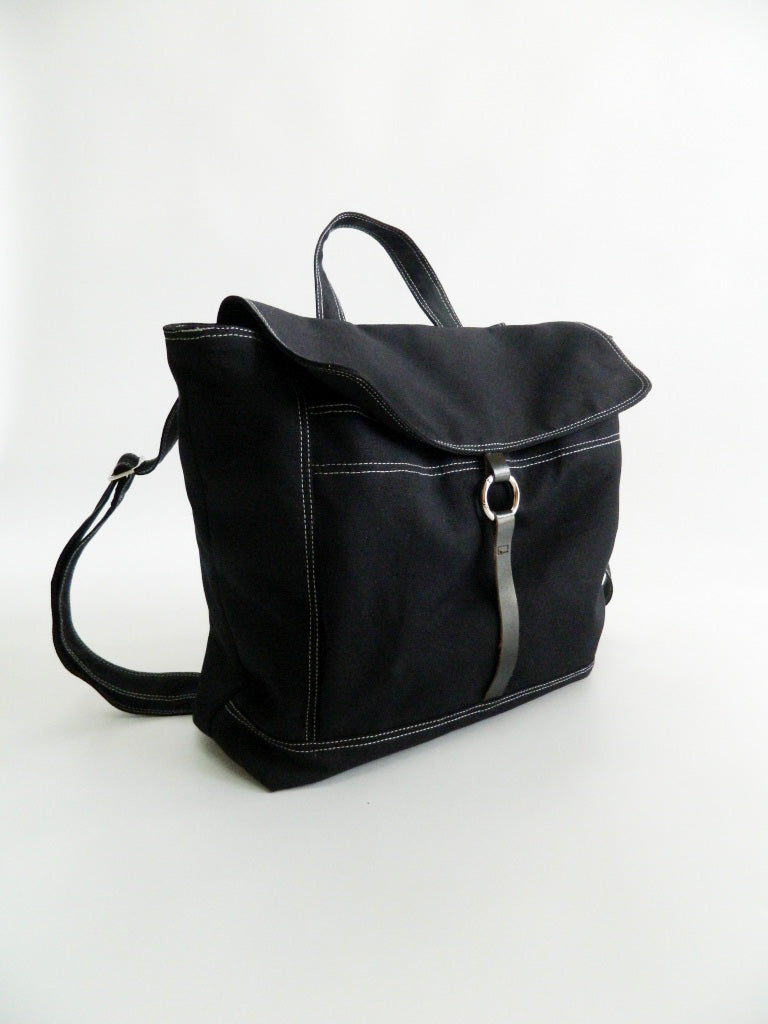 Tanya 102 Black | Backpack