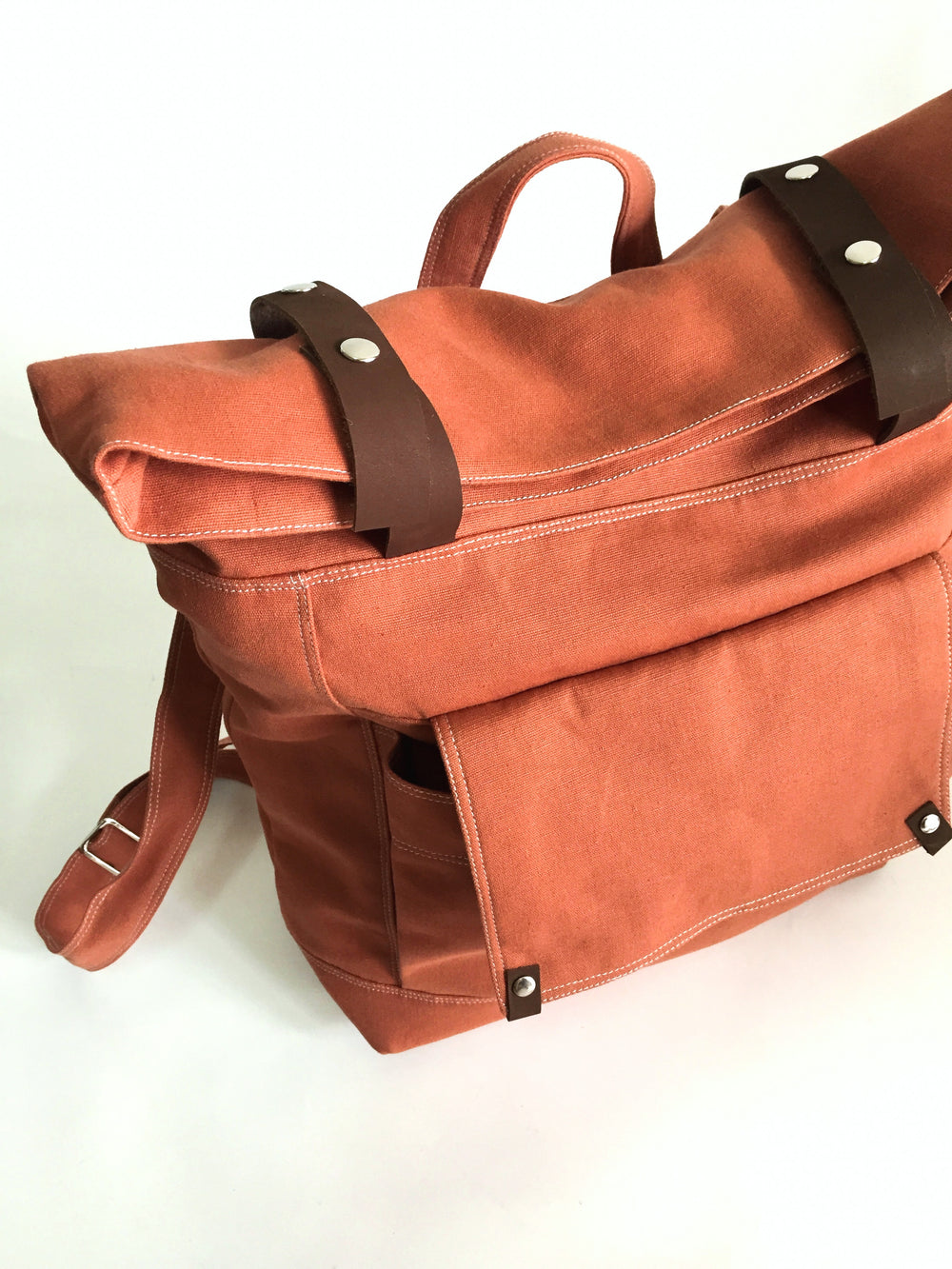 ALLISON 105 Backpack/ BRICK RED