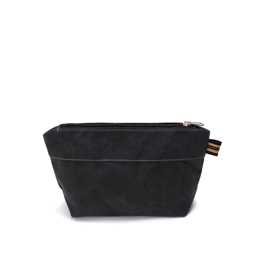 Kelly Charcoal | Pouch
