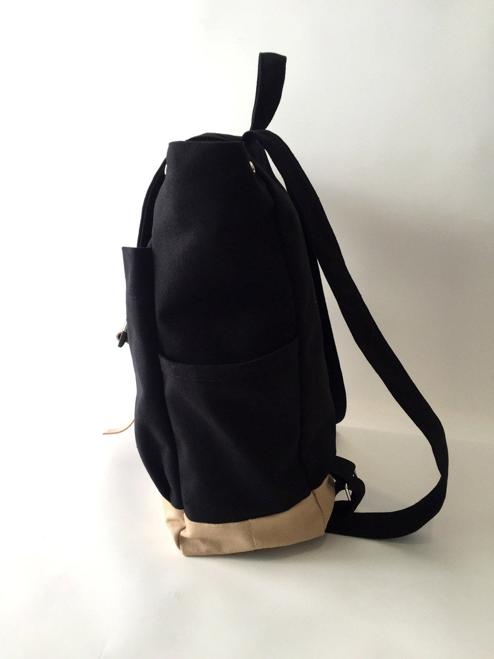 MARKEN 108 Backpack/ BLACK