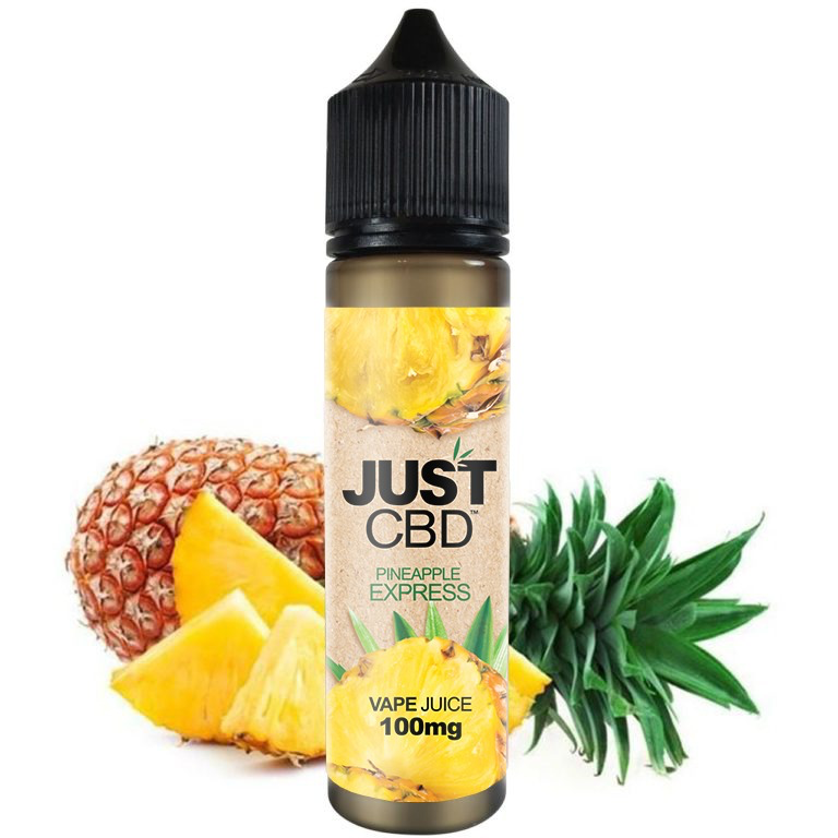 Just CBD Vape Pineapple Express