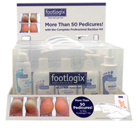 Footlogix Professional Backbar Starter Kit