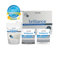 Brilliance Hard Wax - Microwaveable 800g
