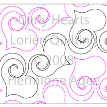 Load image into Gallery viewer, Curly Hearts