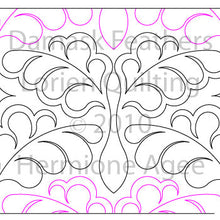Load image into Gallery viewer, Damask Feathers