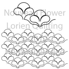 Load image into Gallery viewer, Nouveau Flower