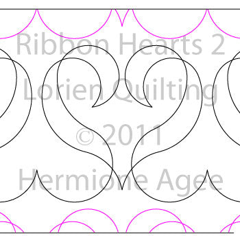 Ribbon Hearts 2