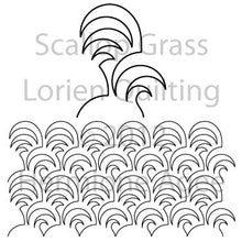 Load image into Gallery viewer, Scallop Grass