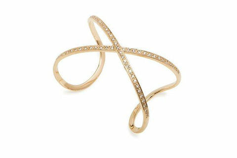 Cross Stitch Diamond Bangle