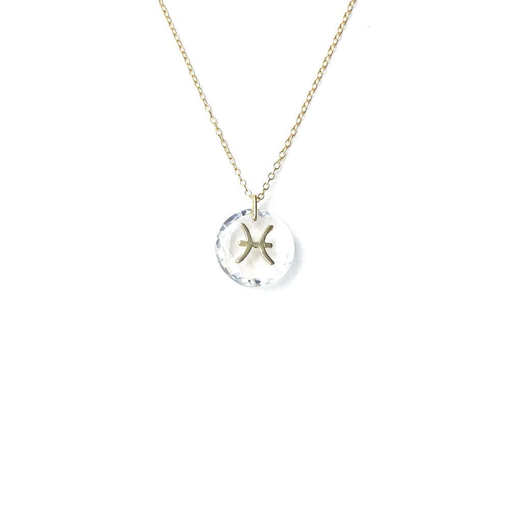 Load image into Gallery viewer, Zodiac Pendant - Charmed Circle