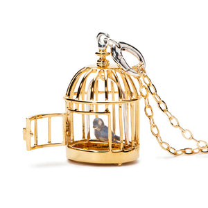 Load image into Gallery viewer, Birdcage Charm - Charmed Circle
