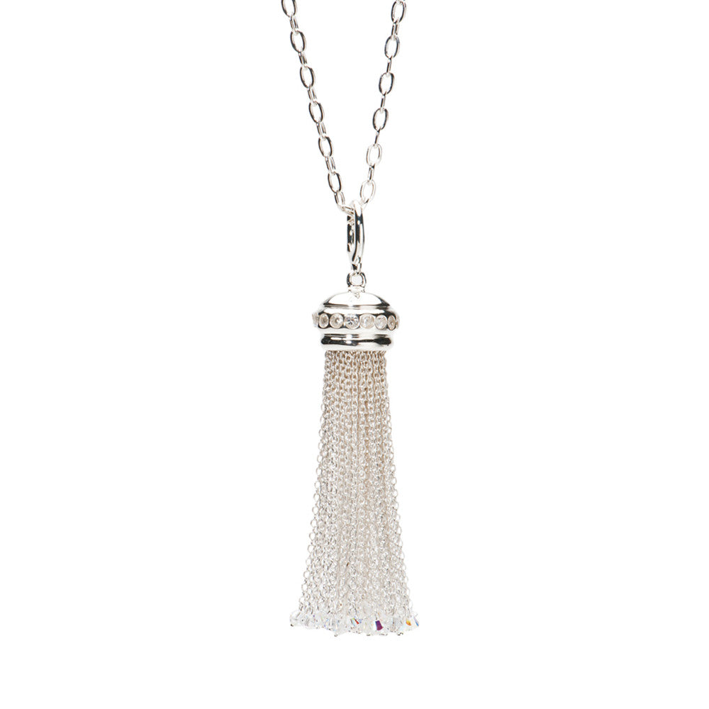 Load image into Gallery viewer, Tassel Charm - Charmed Circle