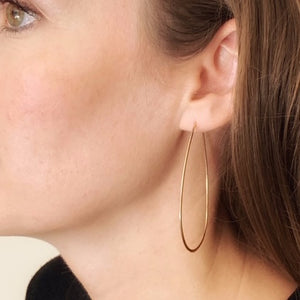 Load image into Gallery viewer, Sylvie Earrings - Charmed Circle