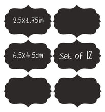 Load image into Gallery viewer, Chalkboard Labels - ON SALE