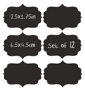 Chalkboard Labels - ON SALE