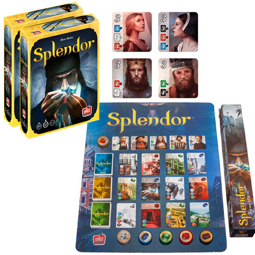 International Tabletop Day 2016 - 7 Wonders and Splendor Tournament