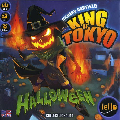 King of Tokyo: Halloween (First Edition)