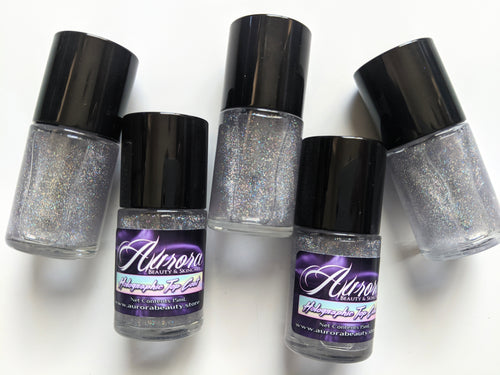 Holographic Top Coat