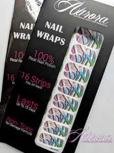 Turbo Weasel - Nail Wraps