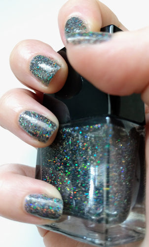 Black Diamond - Holographic Glitter