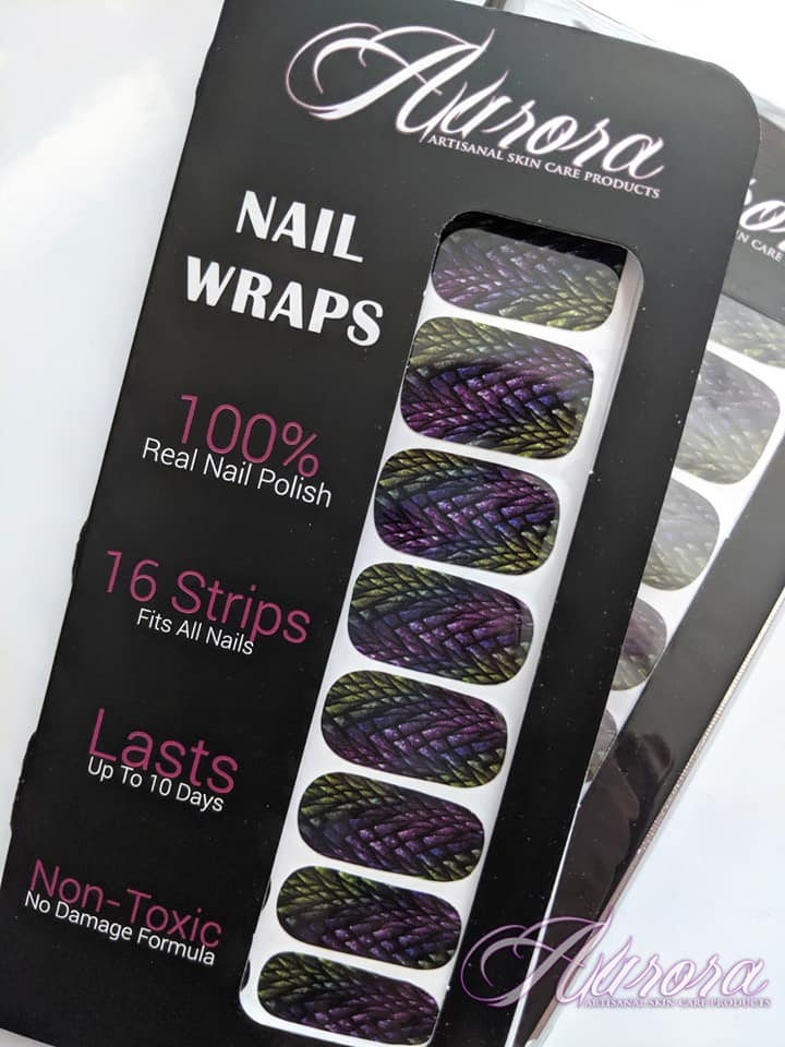 Dragon Scale - Nail Wraps