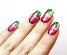 Load image into Gallery viewer, Chroma-Matic Nail Wraps