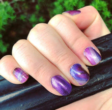 Load image into Gallery viewer, Nebula Nail Wraps