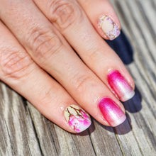 Load image into Gallery viewer, Magnolia Nail Wraps