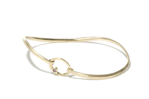 Kaprifol Bracelet Gold  Diamond