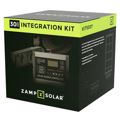 Zamp Solar Obsidian Series 30 Amp Integration Kit