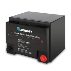 Renogy Lithium Iron Phosphate Battery 12V 50Ah