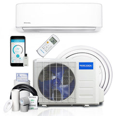 MRCOOL 24k BTU 17 SEER Advantage Ductless Heat Pump Split System 3rd Generation 230V/60Hz - In Stock March
