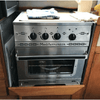 Image of Dickinson Marine Mediterranean Three  Burner Gas Stove