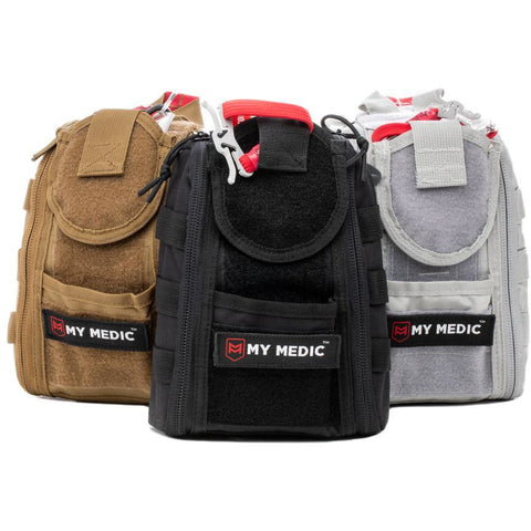 MyMedic Patrol First Aid Kit