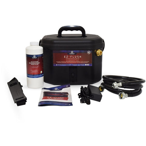 Eccotemp i12 Indoor 4.0 GPM Liquid Propane Tankless Water Heater Service Kit Bundle