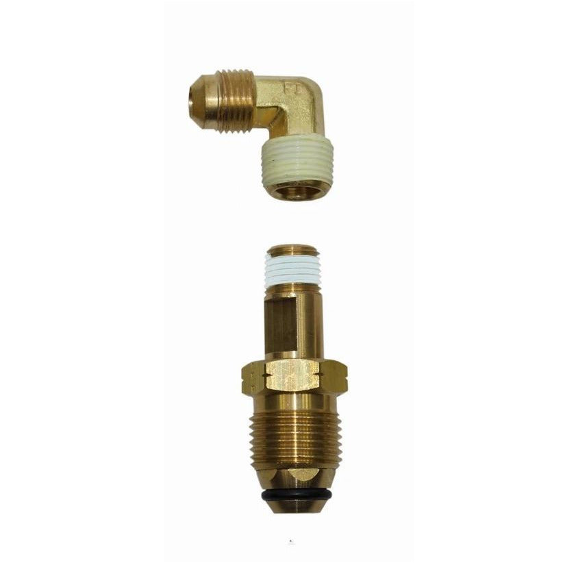 Low Pressure Tank Fittings Kit for 1 Appliance by Dickinson Marine