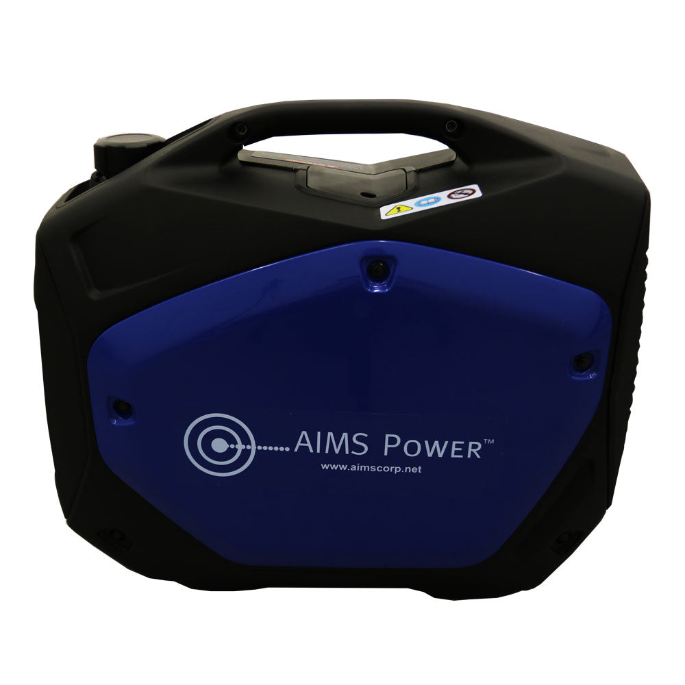 AIMS Power 2000 Watt Portable Pure Sine Inverter Generator CARB/EPA Compliant