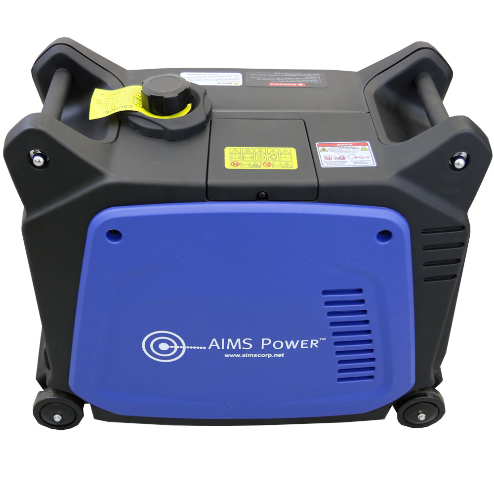 AIMS Power 3200 Watt Portable Pure Sine Inverter Generator